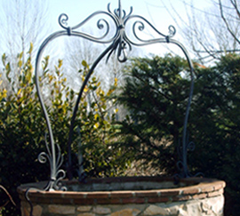 Pozzo - Arredi giardino